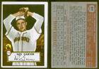 (14449) 1952 Topps 212 Ned Garver Browns-VG+