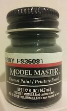 Testors Model Master Enamel paint 1788, Euro Grey. 1/2fl.oz. (14.7ml.)