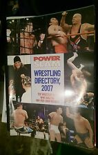 Power Slam Magazine - Issue 153 with supplement