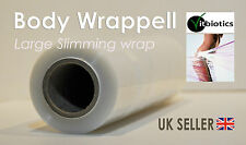 Shrinking Wrappell Body Wrap Large Heat Inducing Wrap for Inch Loss -Spa  Salon