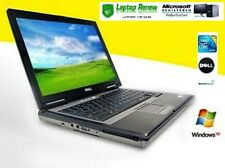 Dell Laptop Duo Core - Windows XP PRO-1 YR WARRANTY-NEW BATTERY- Serial Com Port