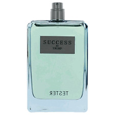 SUCCESS BY DONALD TRUMP Cologne perfume for Men  3.4 oz EDT *NEW IN TSTR BOX*
