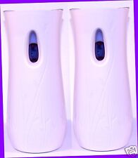 2 AirWick Units Air Wick Freshmatic WHITE Automatic Spray Unit NO Batteries
