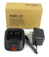 110V KSC-31 Radio Battery Charger for KENWOOD TK-2200 TK-2202 TK-3200 Radios