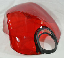 M1224.5AEMCC Genuine Buell Air Box Cover in Cherry Bomb, XB & 1125 Models (U5C)