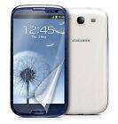5x Displayschutzfolien Samsung Galaxy S3 Handy Cover SIII Displayschutz Folie