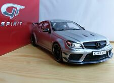 1:18 GT Spirit GT731 Mercedes-Benz C63 AMG Black Series, Brand new & boxed