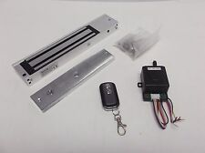 COMBO-A  / 600 lbs Magnetic Door Lock + Remote Control + Uninterruped Power Box