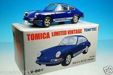 TOMYTEC TOMICA LIMITED VINTAGE LV-86e PORSCHE 911S S=1/64 New!!