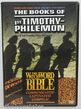 THE BOOKS OF TIMOTHY, TITUS & PHILEMON - Watch Word Bible - # 9 of 12 DVD Series