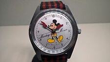Vintage Seiko 5000-7000 Mickey Mouse Hand Watch with Manual and Spare Crystal