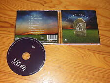 Don Beck-SILENT Thunder/11 Track LIMITED-CD 2013
