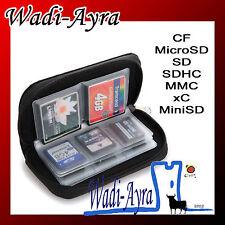 Porta tarjetas de memoria SD, MicroSD, CF, xC ...