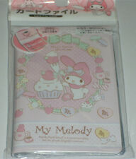2013 Sanrio My Melody Business Credit card holder 16 pocket