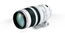 CANON EF 100-400MM ZOOM F/4.5-5.6L IS USM AUTOFOCUS LENS MINT COND W/LITTLE USE