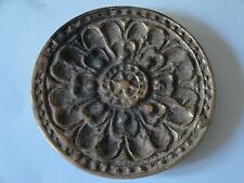 Vintage Collectible Reproduction of Silla Tile Korea TRIVET 57 BC to AD935