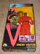 VINTAGE V ENEMY VISITOR ACTION FIGURE NEW SEALED LIZARD TV SHOW 1984 LJN CLEAN