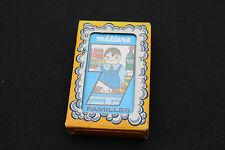 P1346 France cartes Ducale Ancien jeu de 7 familles Metiers sous blister
