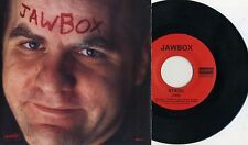 "Jawbox / Tar - Split 7"" Government Issue Blatant Dissent DC Chicago Post HC Punk"