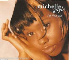 MICHELLE GAYLE - I'll Find You (UK 4 Tk CD Single Pt 1)
