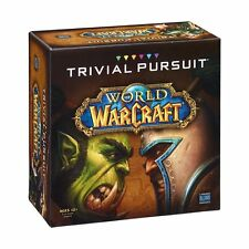 WORLD OF WARCRAFT TRIVIAL PURSUIT GAME - 600 QUESTIONS ON THE HIT GAME!