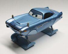 Disney Pixar Cars Hydrofoil Finn McMissile Deluxe Mattel 1:55 #2