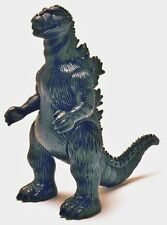 "NEW!!! GODZILLA 1962 MARUSAN 9.5"" BLACK VINYL MONSTER Japan MIB Last1 RAREPROMO"