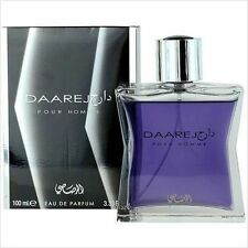Lot 2 Dareej Spray Perfume for men by Rasasi Perfumes Daarej Darej 100 ml