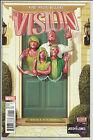 The Vision #1 2 3 set 1st Prints King Walta - Eisner Nominated! Marvel 2016 NM/+