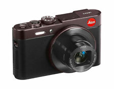 Leica C (Typ 112) 12.0MP Digital Camera - Dark Red with Built in WiFi and NFC
