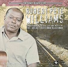 Robert Pete Williams - Sonet Blues Story CD SEALED