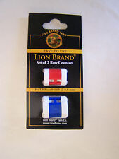 Row Counters 2/pkg Lion Brand 4002