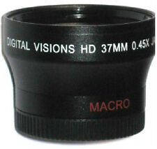 37mm Wide Angle Lens for Olympus PEN E-PM1 E-P1 E-P2 E-P3 E-PL1 E-PL2 E-PL3 EPL5