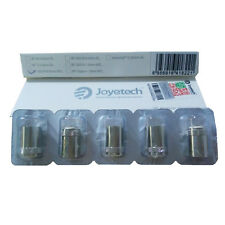 Authentic Joyetech BF SS316 0.6 Replacement Coil for AIO 0.6ohm Cubis Tank (5pk)
