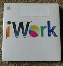 *NEW* Apple iWork '09 Full Retail Version DVD MB942Z/A Office Productivity Suite