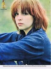 PUBLICITE ADVERTISING 094 1971 CANOE de DANA eau de toilette pour jeunes filles