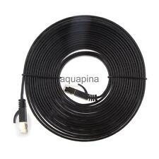 16.5FT Category 7 Cat7 RJ45 LAN Network Ethernet Patch Cable Cord SSTP 10Gbps