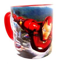 Disney Hong Kong Marvel Comics Avengers Assemble Graphic Iron Man Ceramic Mug