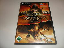 Pc war of the ring-la ringkrieg
