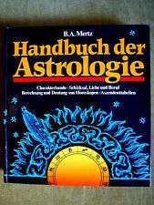 """""""Handbuch der Astrologie – Charakterkunde / Schicksal, Liebe und Beruf / Ber..."""""""