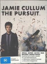 Jamie Cullum The Pursuit CD DVD Pack unseen footage interviews