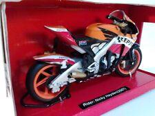 2007 NEW RAY 1:12 SCALE NICKY HAYDEN #1 REPSOL HONDA RC212V MOTO GP
