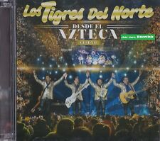 Los Tigres Del Norte Desde Azteca CD+DVD New Nuevo