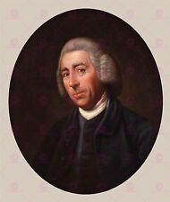 PAINTING DANCE LANDSCAPE ARCHITECT CAPABILITY BROWN ART PRINT POSTER LF1777