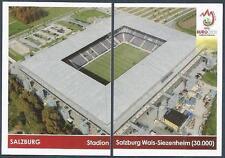 PANINI EURO 2008- #018/019-SALZBURG-STADION SALZBURG WALS-SIEZENHEEIM-CAP-30,000