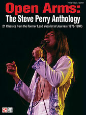 OPEN ARMS STEVE PERRY JOURNEY PIANO VOCAL GUITAR BOOK
