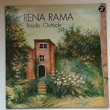 Rena Rama - Inside-Outside, Caprice CAP 1182, 1979, rare swedish Jazz LP EX/EX