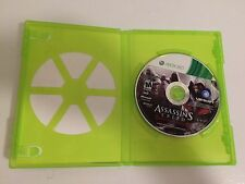 Assassin's Creed: Brotherhood - XBox 360 Microsoft Game & Case