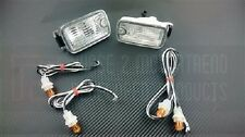 Phase 2 Dual Post Front Position Light LED For Nissan 180SX Type-X JDM