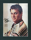 TONY CURTIS Signed 11x8 Photo Display SOME LIKE IT HOT & SPARTACUS COA